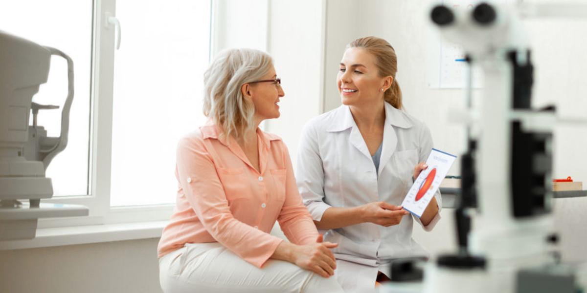 Mais pacientes particulares para oftalmologistas| MedPlus