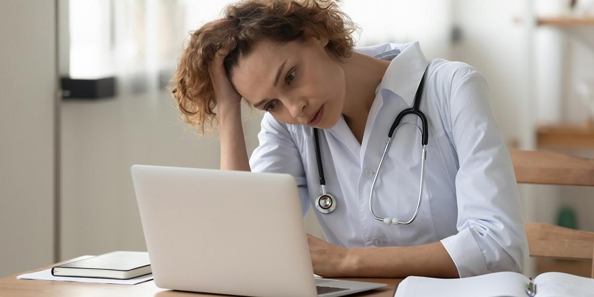 O que pode causar síndrome de Burnout em médicos MedPlus